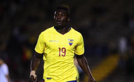 (FOTO) Jordy Caicedo confirma contactos con la selección
