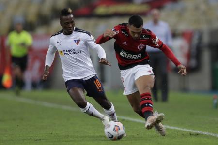 (VIDEO) Liga de Quito igualó ante Flamengo y quedó eliminado de la Copa Libertadores
