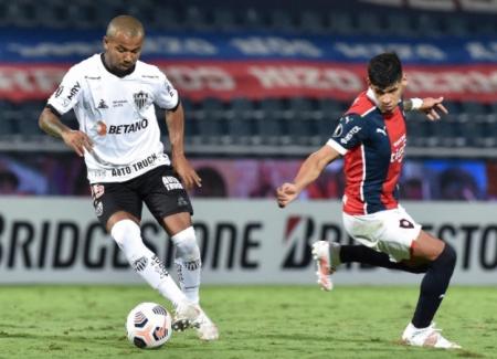 Atlético Mineiro aseguró el primer puesto en la Fase de Grupos de Libertadores