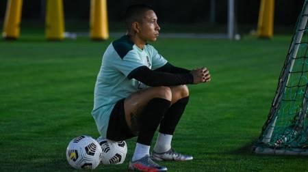 Krasnodar decidió el futuro de Cristian Ramírez