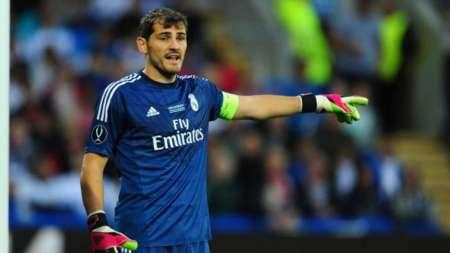 (FOTO) El mensaje de despedida de Iker Casillas a Zinedine Zidane