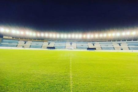 (VIDEO) Estadio Modelo listo para recibir el partido 9 de Octubre Barcelona
