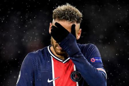 Neymar dejó un mensaje tras nuevo fracaso del PSG en Champions