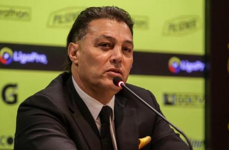 Alfaro Moreno y sus elogios a un joven central