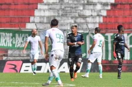 Liga de Portoviejo, dueño del último puesto tras empatar con Independiente