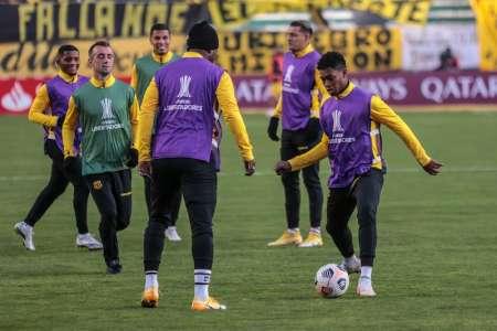 Tras perder en Bolivia, Barcelona SC presenta su planificación para el fin de semana