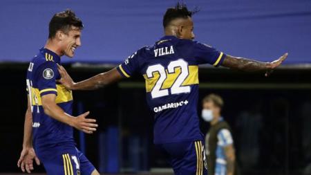 Jugador de Boca aparece festejando en un video previo al partido ante Barcelona