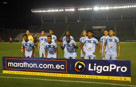 (FOTO) Guayaquil City anuncia su lista de convocados para medir a Manta