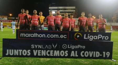 OFICIAL: Deportivo Cuenca revela casos de COVID en su plantilla