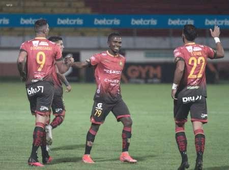 Deportivo Cuenca venció por la mínima a Técnico Universitario