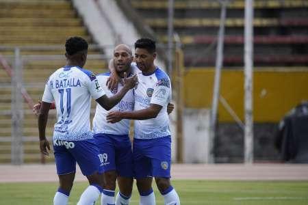 Cumbayá se aferra a la punta tras vencer a Guayaquil Sport
