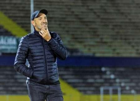 Deportivo Cuenca presentó a su nuevo entrenador