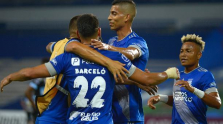 (FOTO) Fechas y horarios para los partidos de Sudamericana de Emelec y Aucas