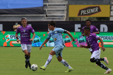 Fernando Gaibor dejaría Guayaquil City