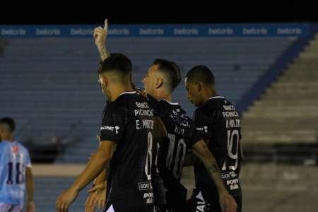 Gol de 'Kitu' Díaz entró en la historia de Barcelona SC