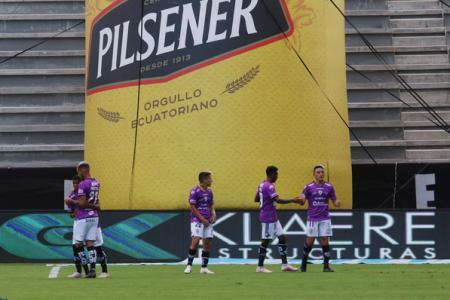 (FOTO) Independiente goleó a Guayaquil City