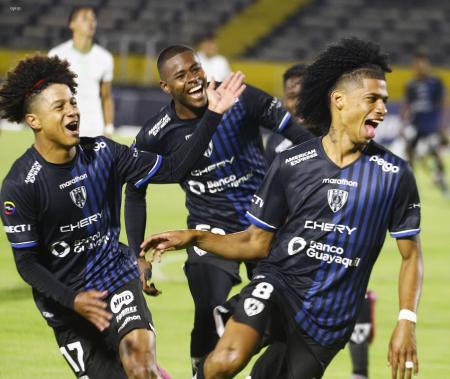 Independiente Juniors derrotó a Atlético Porteño en el 'Chucho' Benítez