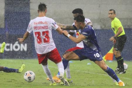 (FOTO) Tolima saldrá de Colombia para recibir a Bragantino en la última fecha de Sudamericana
