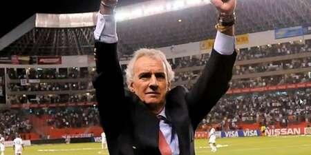 (FOTO) Jorge Fossati se refiere a rumores que lo vinculan a Liga de Quito