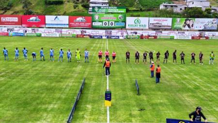 (FOTO) Mushuc Runa estrenará pantalla gigante en el Estadio de Echaleche
