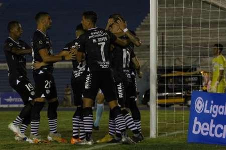(FOTO) Tabla de posiciones tras la fecha 12 de LigaPro Betcris