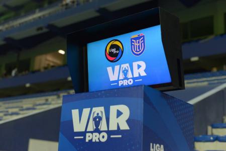 Emelec solicitó VAR para el partido ante Independiente del Valle