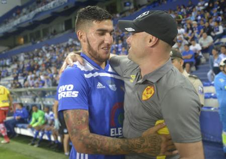 ¿Leandro Vega interesa a un club del exterior?