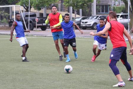 Patria presenta la plantilla para la temporada 2021-2022