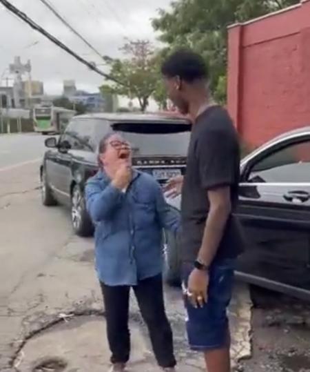 (VIDEO) Hinchas de Sao Paulo lloran de emoción al encontrarse con Robert Arboleda