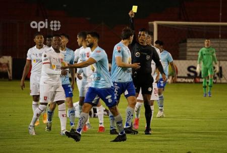 Jugador de Liga de Quito asegura: ''Me di cuenta que los robos invadieron el fútbol ecuatoriano''