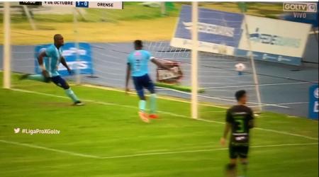 (VIDEO) Se quitó la marca, puso un centro y gol