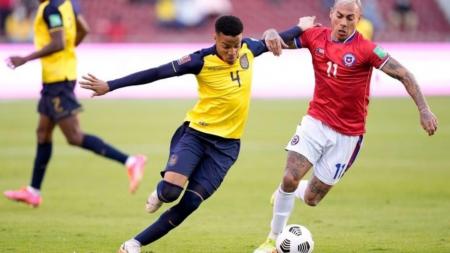 El mensaje de la Federación Ecuatoriana de Fútbol tras la lesión de Byron Castillo