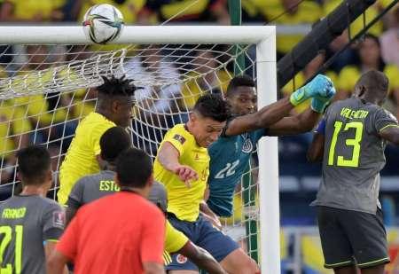 (VIDEO) Duras críticas en Colombia al juego de Ecuador en Eliminatorias
