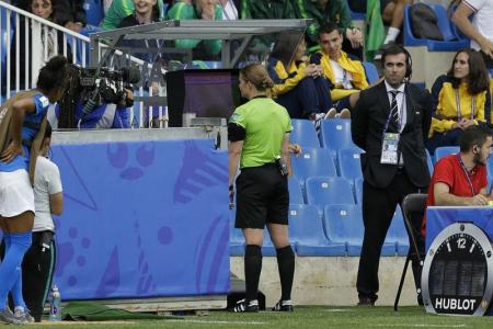 El VAR llega a la Copa Libertadores Femenina