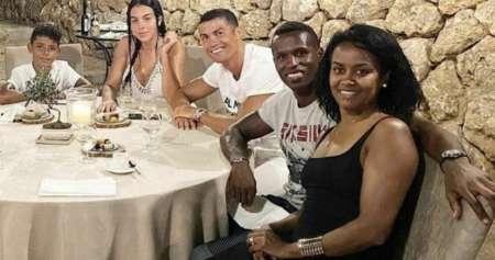 El dolor que expuso Cristiano Ronaldo en sus redes sociales