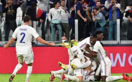 ¡CAMPEONES! Francia se quedó con el título en la Nations League