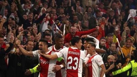 (VIDEO) Ajax ganó, gustó y goleó al Borussia Dortmund por la Champions