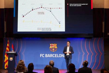 DE TERROR: Escandaloso déficit revelado en Barcelona