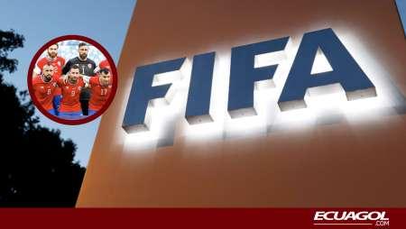 Fuerte sanción para selección sudamericana