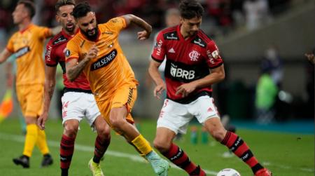 Jugador de Flamengo puede ser suspendido por no respetar cuarentena