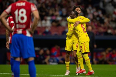 (VIDEO) En un partidazo, Liverpool venció a Atlético Madrid en el Wanda Metropolitano