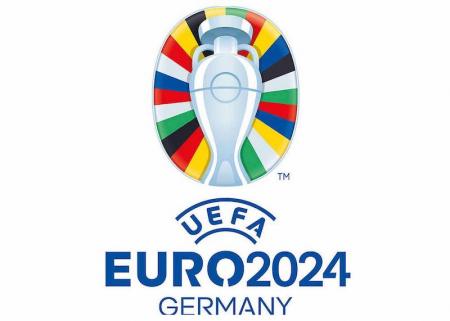 (FOTO) UEFA presentó el logo de la Eurocopa 2024