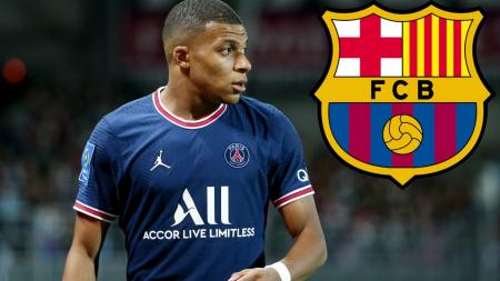 El Barça tendría preparado una tremenda oferta para convencer a Mbappé