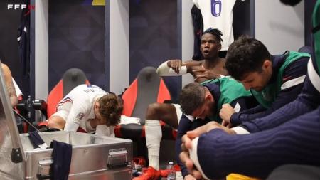 (VIDEO) Francia revela la arenga de Pogba en la final Francia vs España