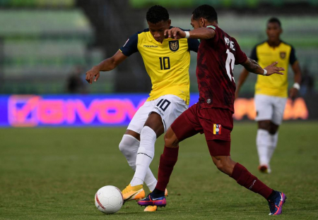 (FOTO) CONMEBOL anunció el 11 ideal de la reciente fecha de Eliminatorias