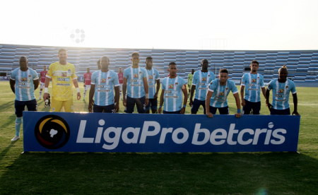 (FOTO) 9 de Octubre también jugará sin púbico ante Orense en el Estadio Modelo