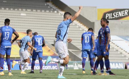 ¿LA PELOTA ENTRÓ? || (VIDEO) Polémico gol de Guayaquil City ante Olmedo