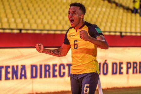 ¡ÚLTIMA HORA! Grande de Brasil interesado en Byron Castillo