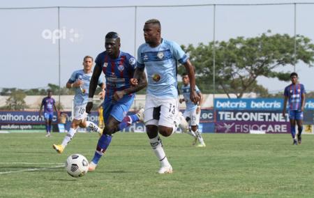 (VIDEO) En un partidazo, Guayaquil City se llevó la victoria ante Olmedo