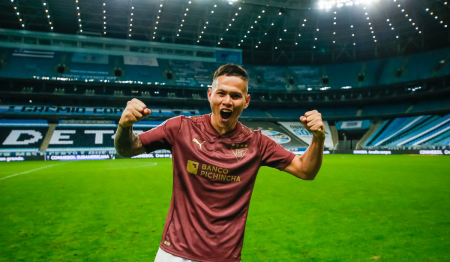 (VIDEO) Jordy Alcivar rumbo al fútbol internacional